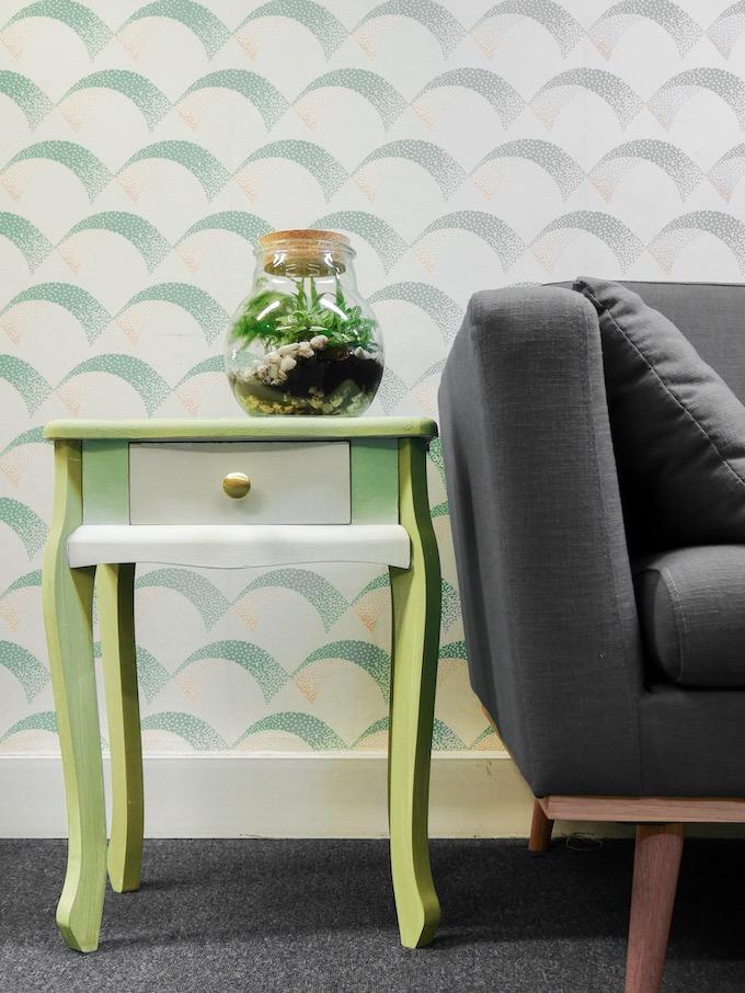 Customiser Une Table De Chevet Blog Deco Clem Around The