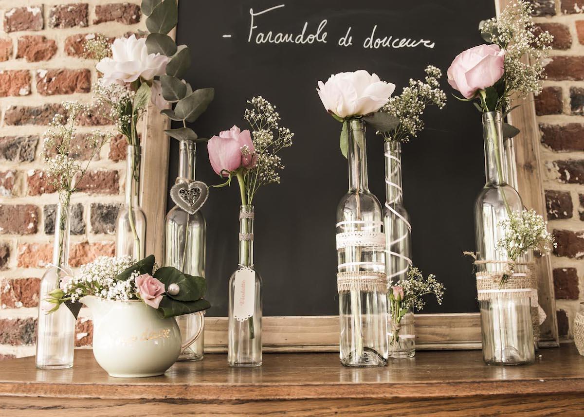 Idée Déco Récup Vintage Fleurs   Blog Déco   Clem Around The Corner
