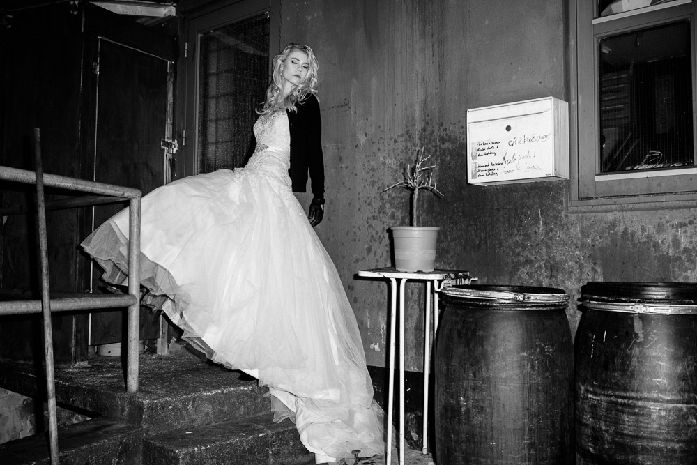 Carina Maja Stagsted Bride clemenfoto