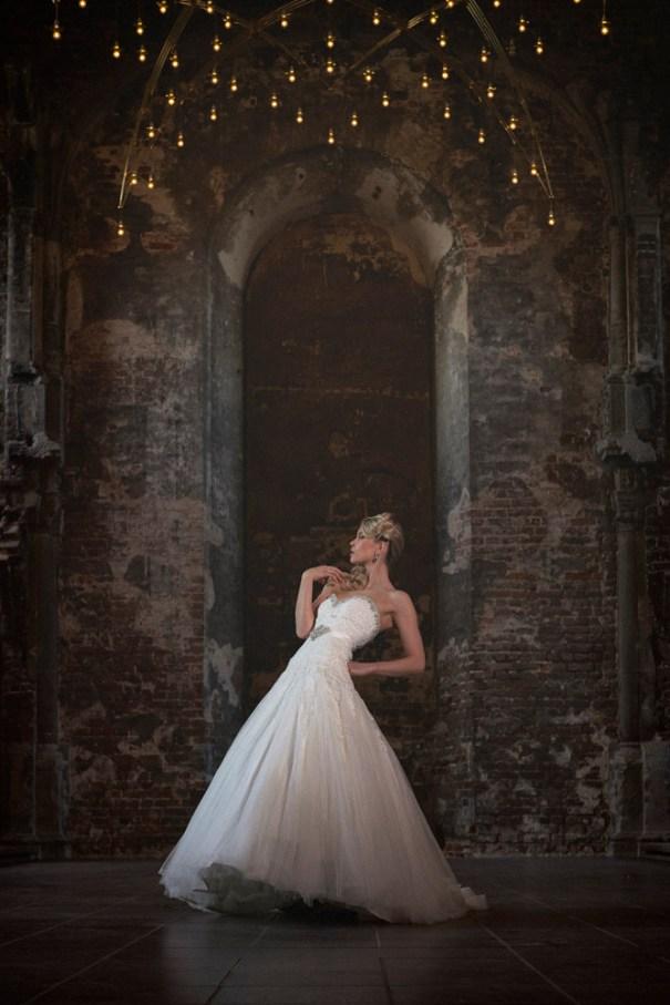portræt af Carina, Brudekjole, koldinghus, susanne marxen, bride