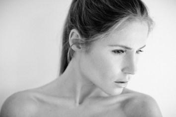 Portrait of Karen / Ètoile Models