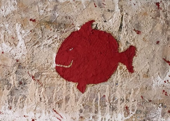 RED FISH #7