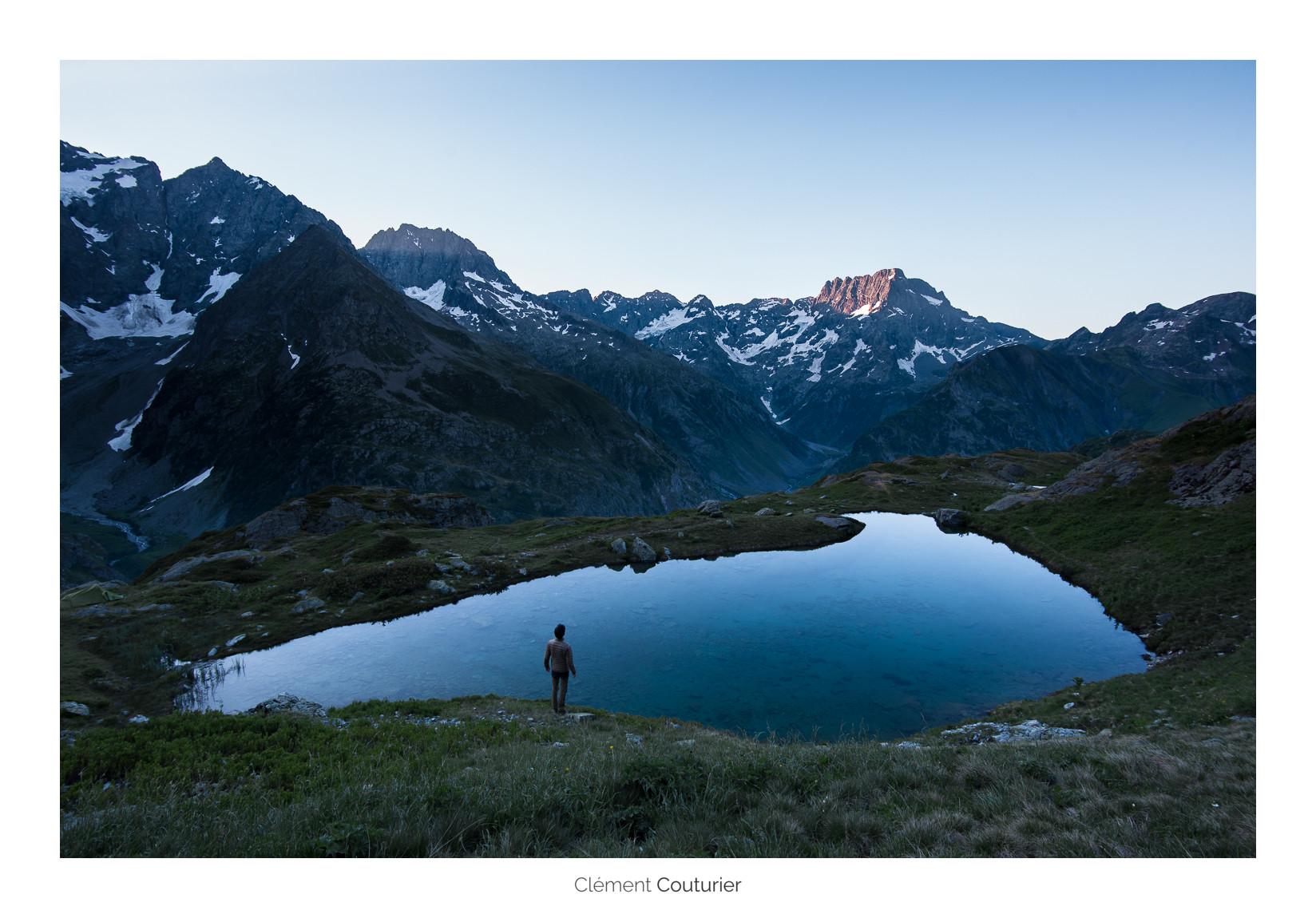 lac de montagne 2 - Clément Couturier