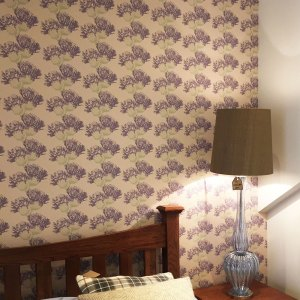 Thistle Wallpaper by Clement Design
