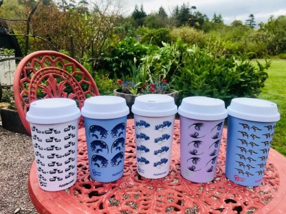 Travel Mugs by Clement Design