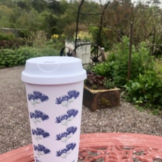 Scottish Thistle Travel Mug by Clement Design