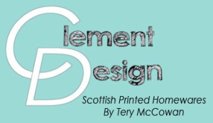 Clement Design Scottish Printed Homewares by Tery McCowan