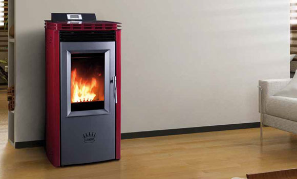 Clementi Canada Oven Stoves Linea Pellet Unica Series
