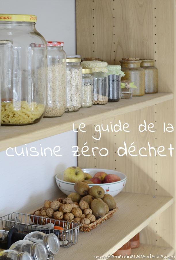 le guide de la cuisine zero dechets