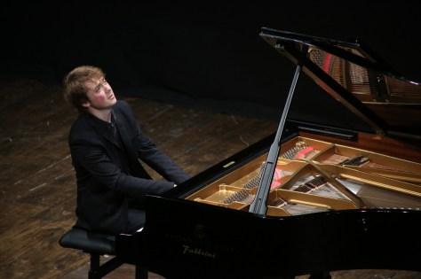 Clément Lefebvre - Piano ©Leonardo D'Amico