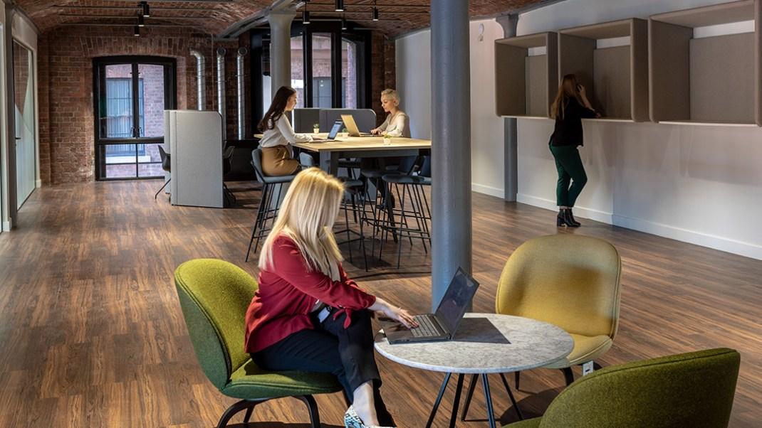 Clemorton Liverpool Office 1