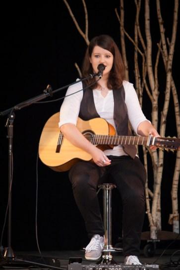 Clem en concert à Noyers-sur-Cher