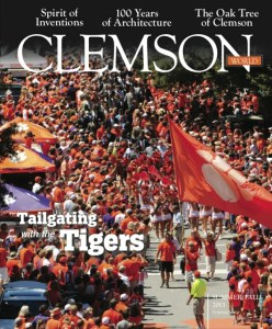 Clemson World Spring/Fall 2013