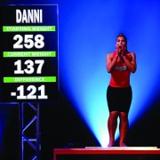 "Danni Allen competed and won NBC's ""The Biggest Loser."""