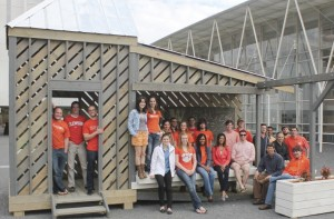 Clemson's Solar Decathlon team