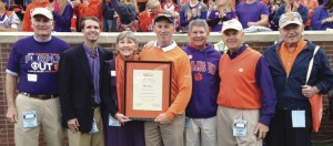 John Seketa named honorary alumnus
