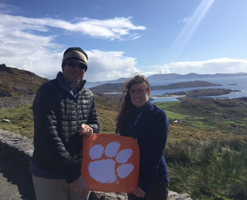 Ireland: Karyn Sealy Bland '10