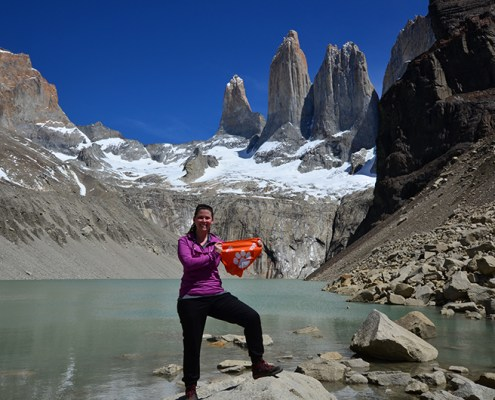 Chile: Kristy Gentes '08