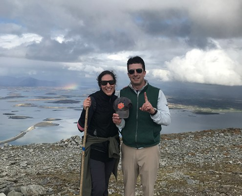 Ireland: Tyler Whitehouse '02