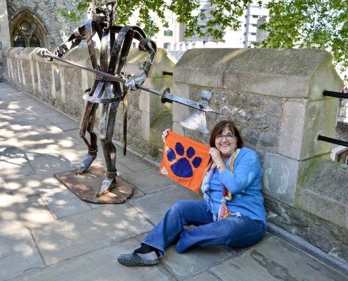 England: Nancy Ruff Shirley '79