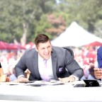 Watch: ESPN's Marcus Spears and Laura Rutledge Preview Clemson/LSU