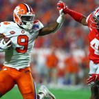 Travis Etienne Most Dynamic Player In College Football