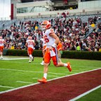 Clemson May Have To Wait A Year For A Shot At Number Seven
