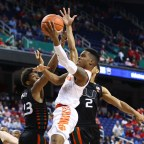 Clemson Basketball To Play In Cancun Challenge