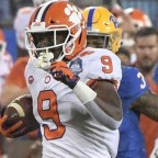 (WATCH) Clemson RB Travis Etienne Previews Sugar Bowl Matchup Against Ohio State