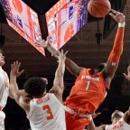 (WATCH) Brad Brownell and Jim Boeheim Speak After Clemson's Dominating Win Over Syracuse