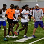 Top 2022 WR Target Releases List of Top Schools, Where Clemson Stands With Other Top Targets