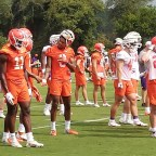 Clemson Defense Has To Show Up Early Against Georgia