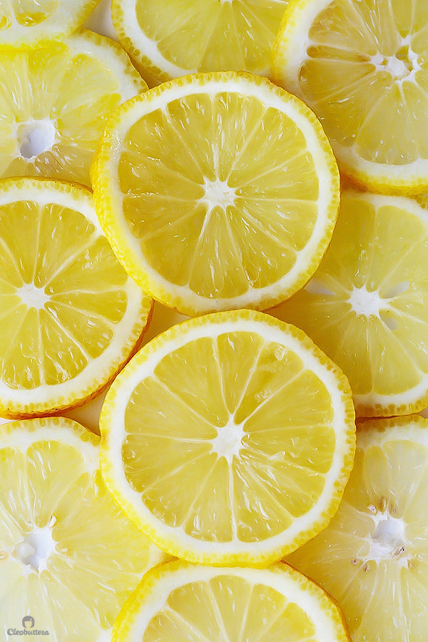 Lemony Lemon Bundt Cake Cleobuttera