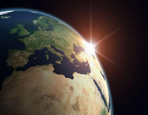 Resultado de imagem para deus criando o mundo