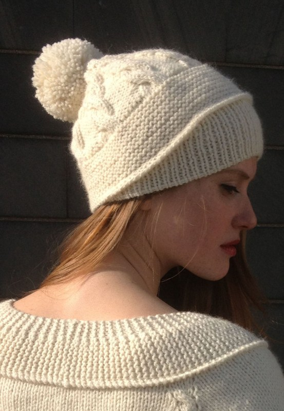 bonnet Blanche
