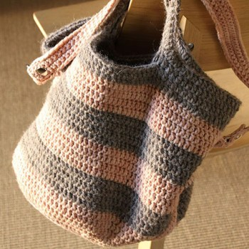 sac crochet Un sac pour le printemps sac crochet 6 500