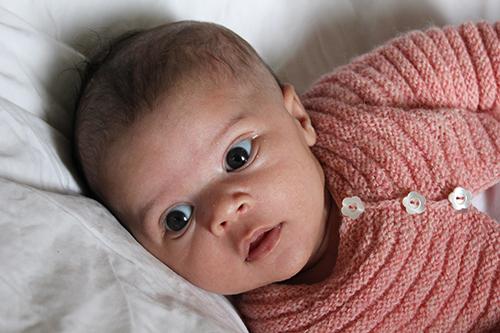 Gilet Ségur bébé