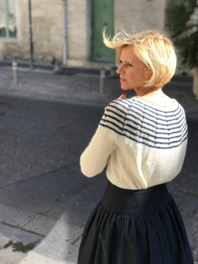 pull, tricot Un pull qui se tricote (presque) tout seul ! IMG 8082 768x1024
