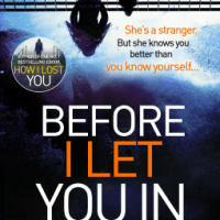 Before I Let You In – Jenny Blackhurst