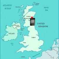 Put A Book On The Map#BookOnTheMap #Edinburgh #Portobello