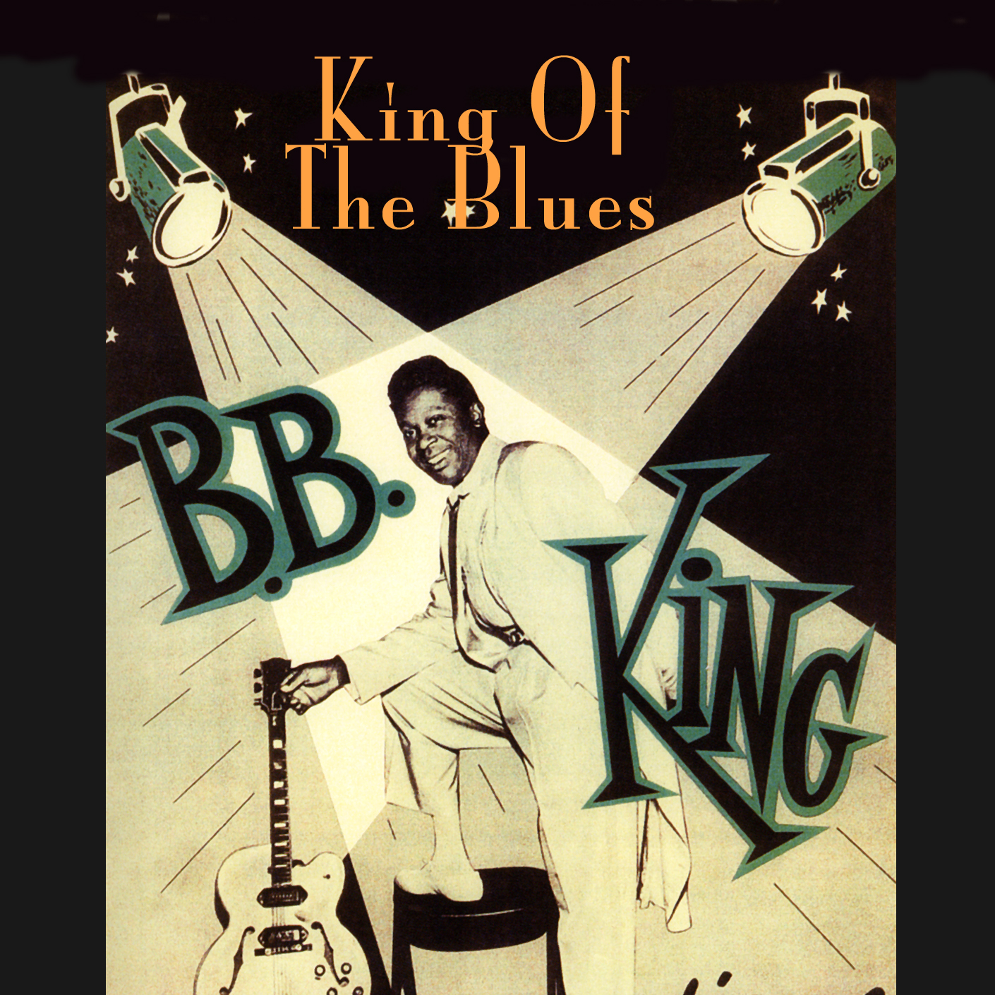 B B King King Of The Blues Cd Cleopatra Records Store