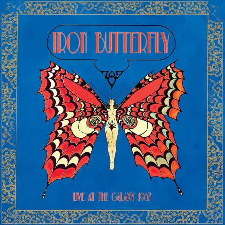 Image result for Iron Butterfly pictures