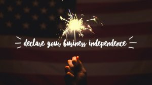 business independence