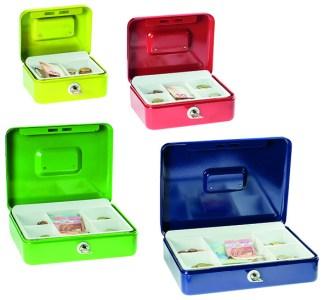 Caisse à monnaie Universa CKS