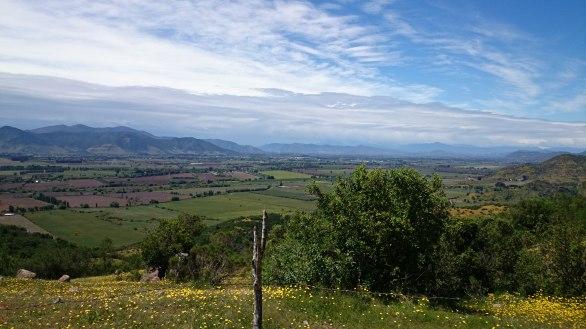 Otra vista del valle