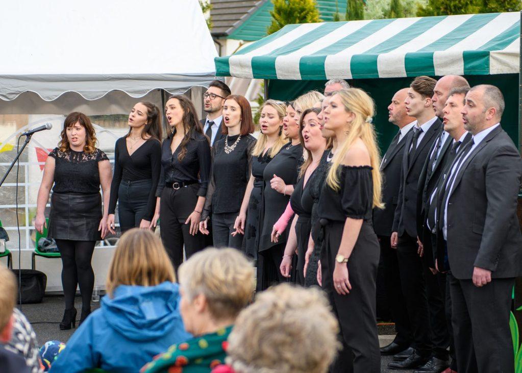 Sgarmes. Choir from Aberystwyth.