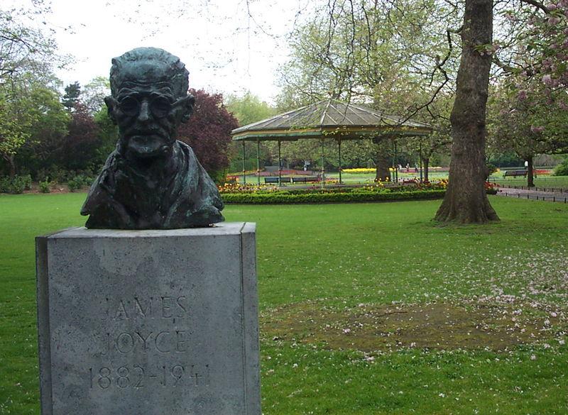 James Joyce, 1882-1941
