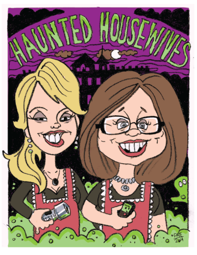 The Haunted Housewives
