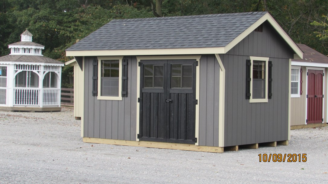 Image of Proposed Shed