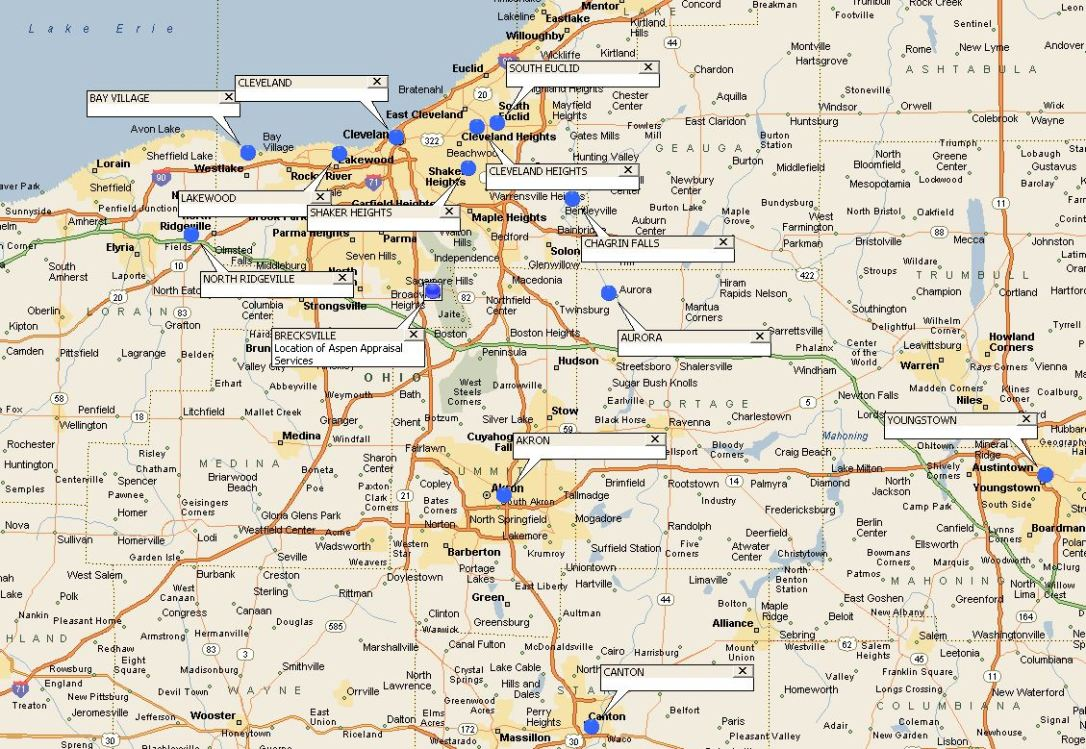 Big Location Map